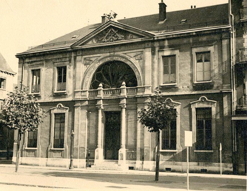 Temple de Grenoble